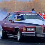 naturally aspirated pontiac grand prix drag racing