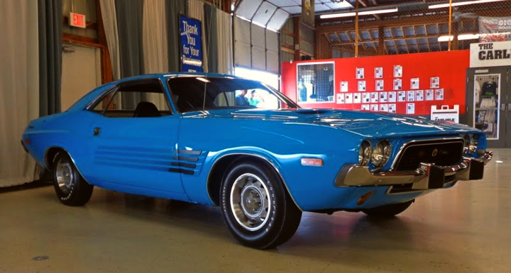 1973 dodge challenger original owner