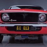 rarest 1967 shelby gt500 little red