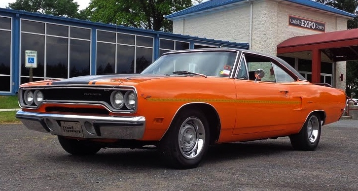 1970 plymouth road runner build