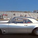 big block 1967 chevrolet camaro drag racing