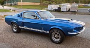 real 1967 shelby gt500 4-speed