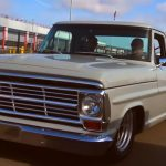 custom ford f100 bumpside truck