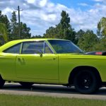 1969 plymouth road runner 440 build