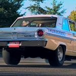 real 1964 ford fairlane lightweight car