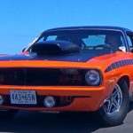 1970 plymouth cuda pro street build