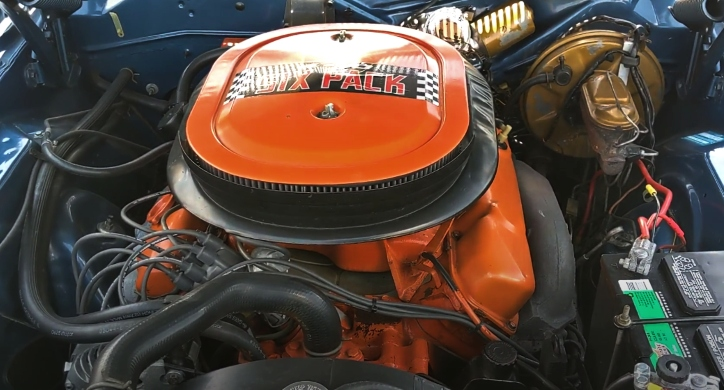1971 dodge charger 440 six pack