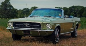 convertible 1967 ford mustang sports sprint edition