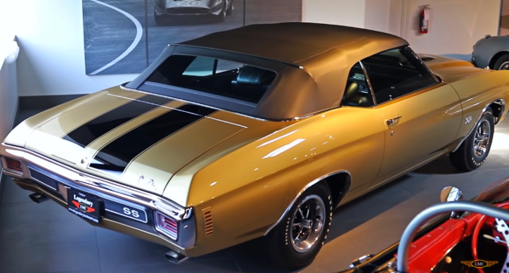 1970 chevy chevelle coupe ls6 454