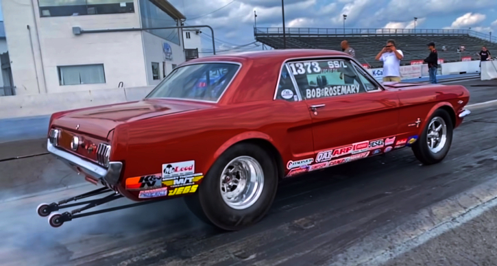 super stock 1965 ford mustang