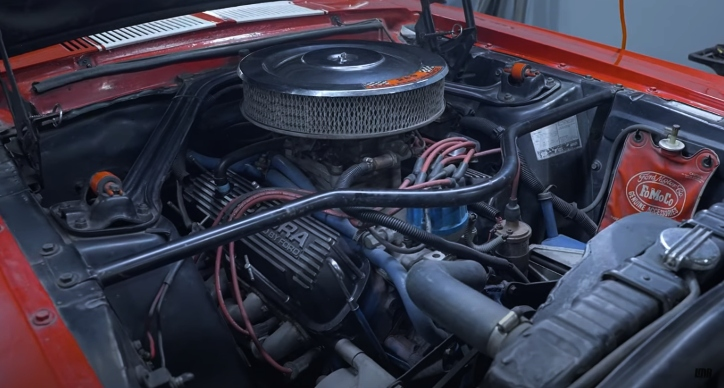 1967 shelby gt350 dyno pulls