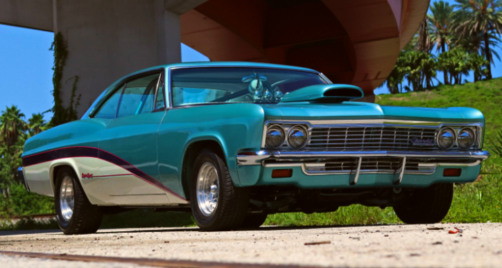 1966 chevy impala ss build review