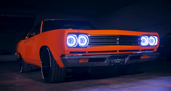 1969 plymouth hell runner build