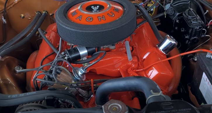 1969 dodge charger r/t restored by mark worman