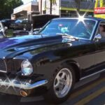 1965 ford mustang pro street build