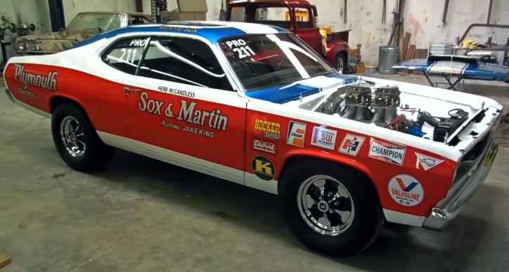 mr 4 speed 1970 plymouth duster tribute build