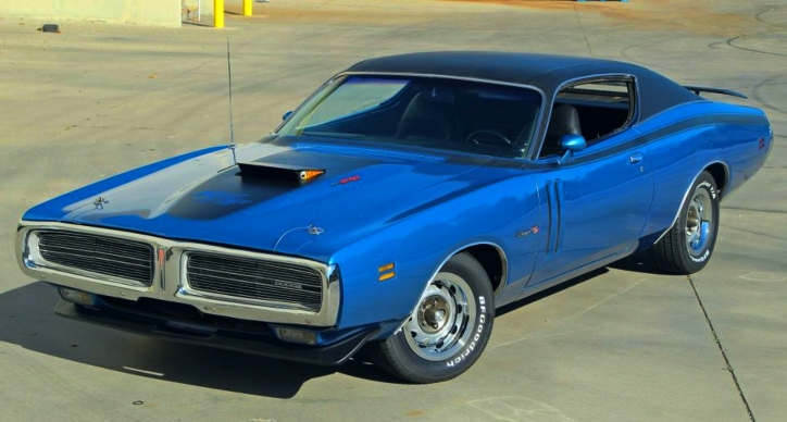 1971 dodge charger r/t 440-6