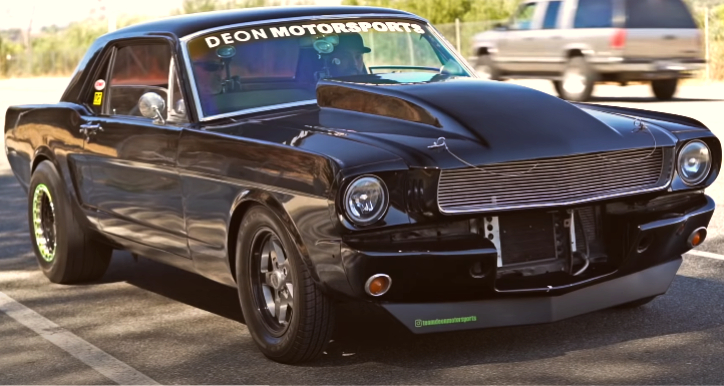 1966 ford mustang 347 build