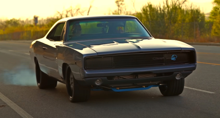 1968 dodge dummbo charger build